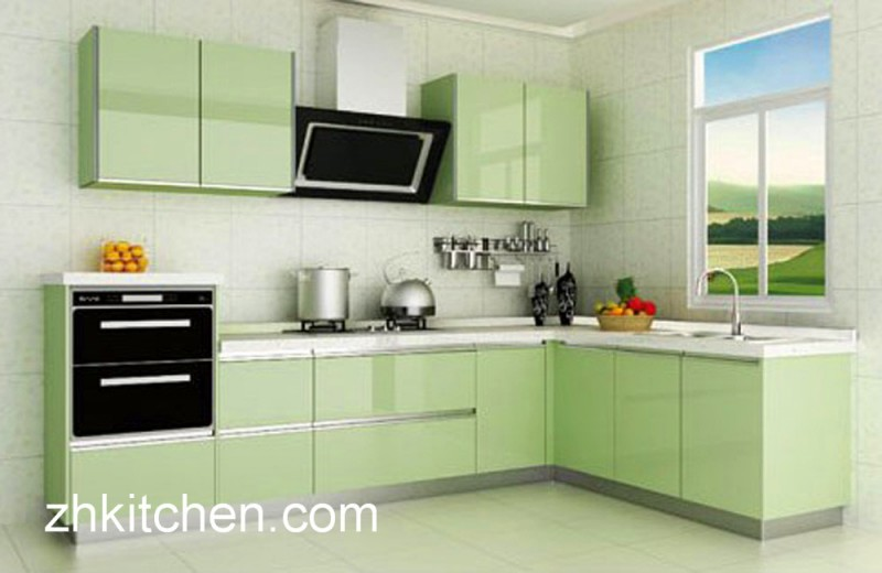 Inquiry of Acrylic Kitchen Cabinets & Sheets from ​Bolivia ​