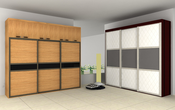 Custom Wardrobe Gallery
