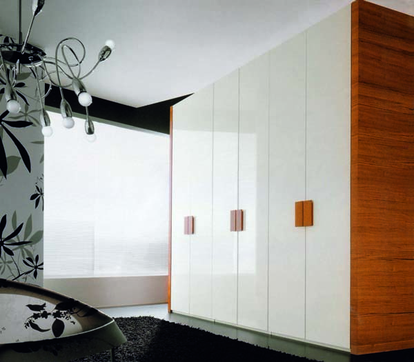 High gloss acrylic sheet for wardrobe door