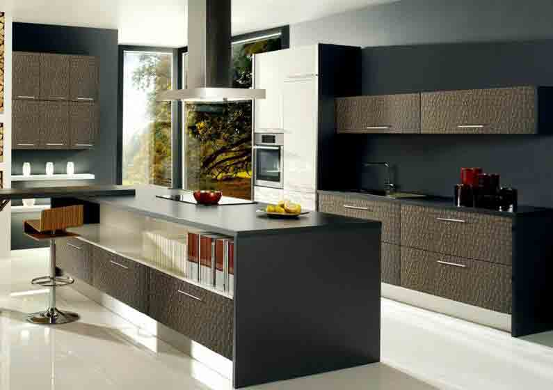professional acrylic kitchen cabinets manufacturer and supplier