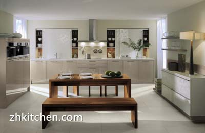 China made custom kitchen cabinets acrylic surface